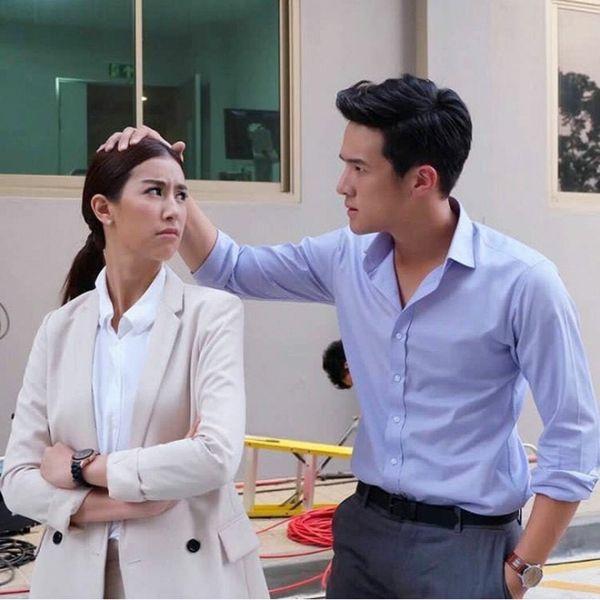 """Hóng James Ma & Mint Chalida tái hợp, Pong Nawat """"crush"""" Janie Tianposuwan (2)"""