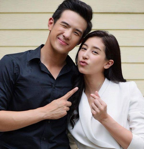 """Hóng James Ma & Mint Chalida tái hợp, Pong Nawat """"crush"""" Janie Tianposuwan (3)"""