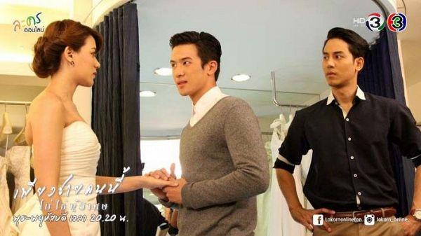 """Kimberly sánh đôi cùng James Ma trong """"Khi người đàn ông yêu"""" (10)"""