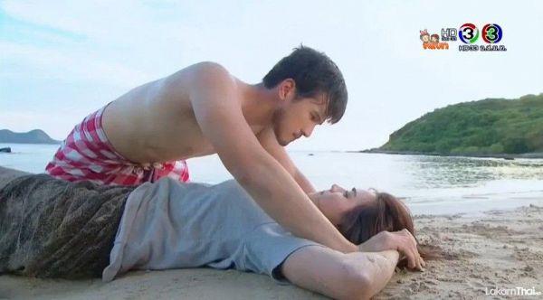 """Kimberly sánh đôi cùng James Ma trong """"Khi người đàn ông yêu"""" (3)"""