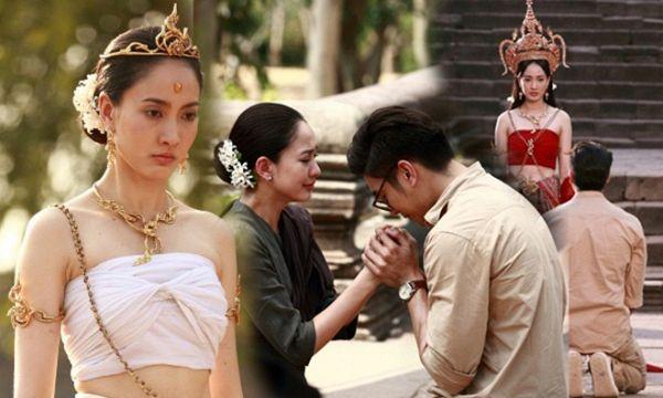 Taew Natapohn & Ken Phupoom vắng mặt trong 'Nữ Thần Rắn' phần 2? (1)