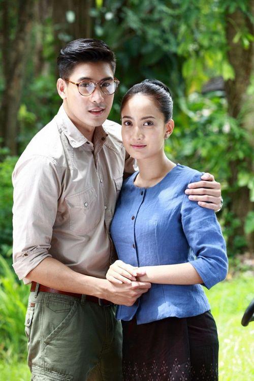 Taew Natapohn & Ken Phupoom vắng mặt trong 'Nữ Thần Rắn' phần 2? (2)