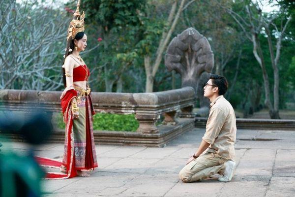 Taew Natapohn & Ken Phupoom vắng mặt trong 'Nữ Thần Rắn' phần 2? (5)