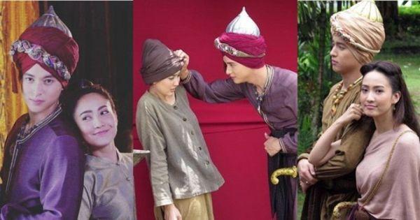 Taew Natapohn sánh đôi cùng James Ji trong phim cổ trang Neung Dao Fah Diew (10)