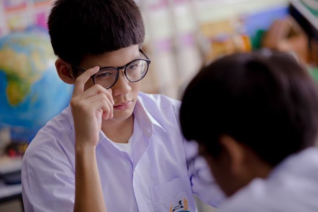 """Bí Mật Dậy Thì: Phim học đường Thái Lan gây xôn xao vì đề tài """"nóng"""" (9)"""