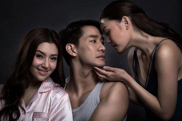 """Cuộc chiến rating gay cấn của hai """"ông trùm"""" phim truyền hình Thái (16)"""