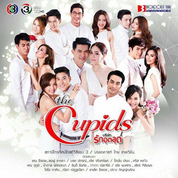 """Cuộc chiến rating gay cấn của hai """"ông trùm"""" phim truyền hình Thái (19)"""