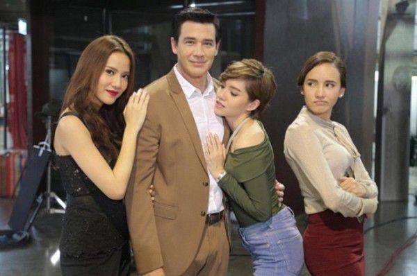 """Cuộc chiến rating gay cấn của hai """"ông trùm"""" phim truyền hình Thái (22)"""