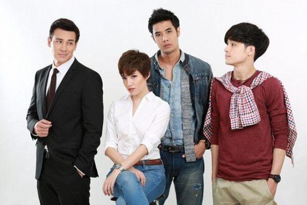 """Cuộc chiến rating gay cấn của hai """"ông trùm"""" phim truyền hình Thái (23)"""