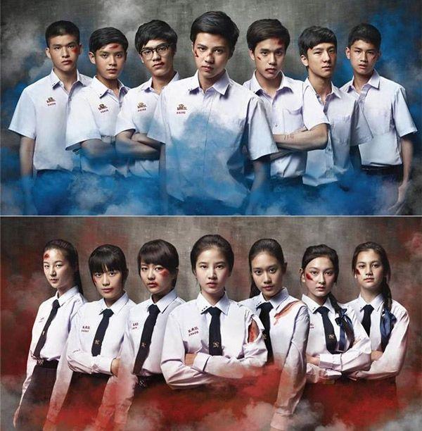 Đi tìm sự khác biệt giữa phim học đường Thái Lan và Hàn Quốc (1)