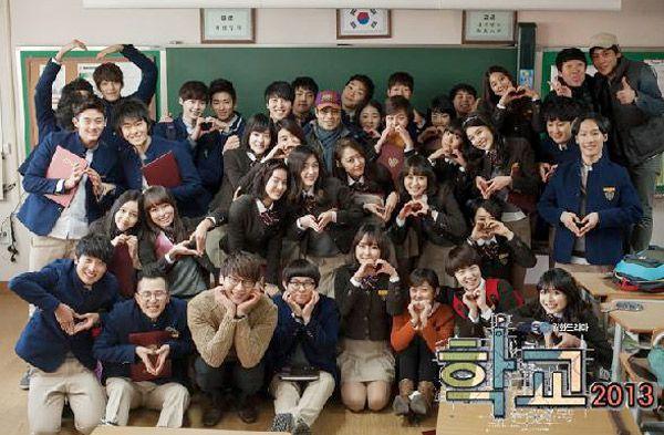 Đi tìm sự khác biệt giữa phim học đường Thái Lan và Hàn Quốc (2)