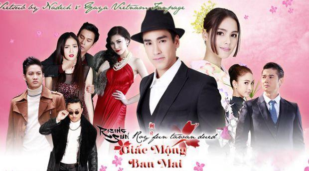 Điểm mặt những bộ phim của 4 cặp đôi hot nhất Thái Lan (4)