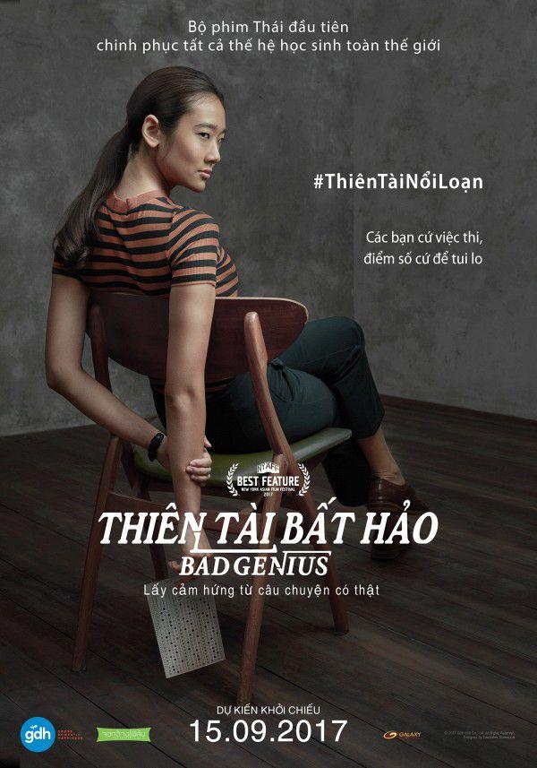 """Giới trẻ Việt háo hức với """"Bad Genius"""" khi """"gian lận là nghệ thuật"""" (13)"""