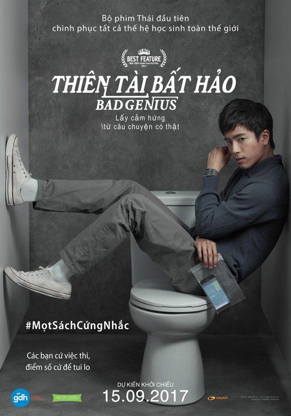 """Giới trẻ Việt háo hức với """"Bad Genius"""" khi """"gian lận là nghệ thuật"""" (14)"""