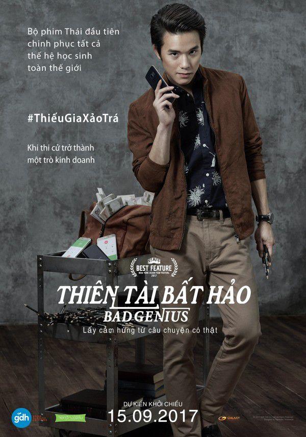 """Giới trẻ Việt háo hức với """"Bad Genius"""" khi """"gian lận là nghệ thuật"""" (16)"""