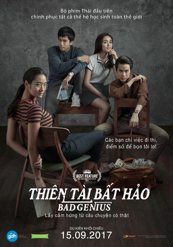 """Giới trẻ Việt háo hức với """"Bad Genius"""" khi """"gian lận là nghệ thuật"""" (9)"""
