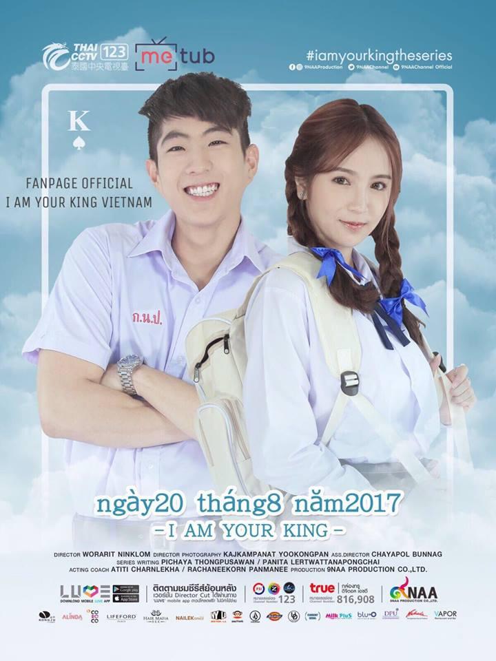 I Am Your King: Phim đam mỹ học đường gây sốt màn ảnh tháng 8 (15)