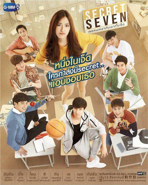 Secret Seven Series: Fan girl rạo rực với gái cô đơn và bảy trai đẹp (1)