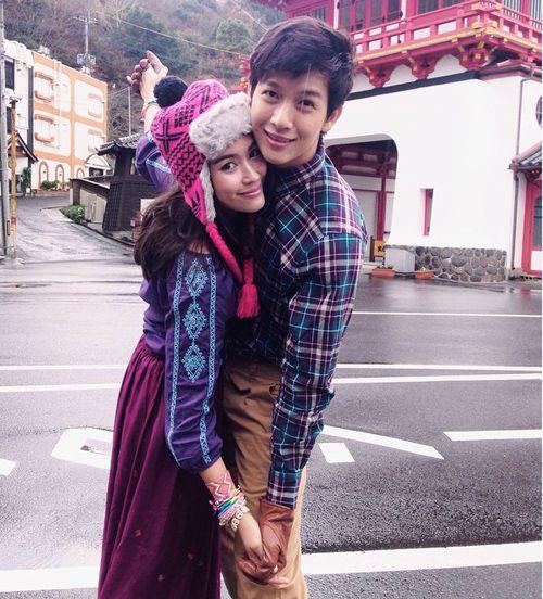 6 cặp đôi yêu nhau của shobiz Thái Lan 2017 khiến fan ghen tị (3)