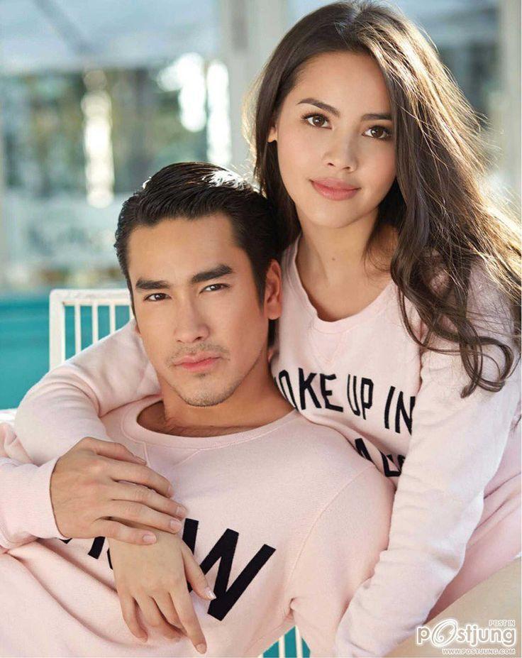6 cặp đôi yêu nhau của shobiz Thái Lan 2017 khiến fan ghen tị (6)
