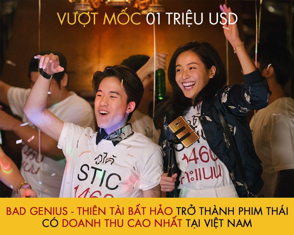 Bad Genius: Phim Thái có doanh thu ăn khách nhất tại Việt Nam (2)