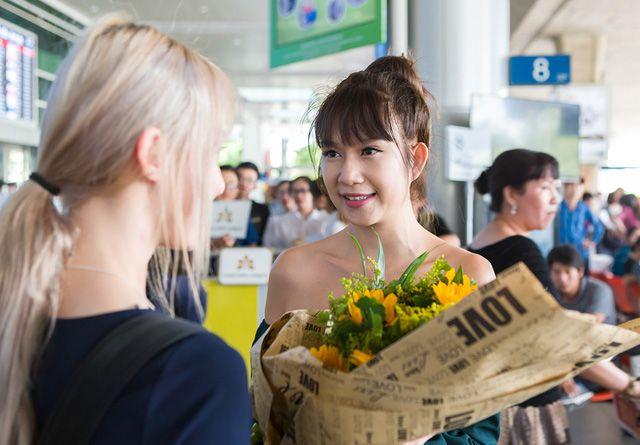 """Hot girl xứ chùa vàng Nene được mời sang Việt Nam đóng """"Lật Mặt 3"""" (6)"""