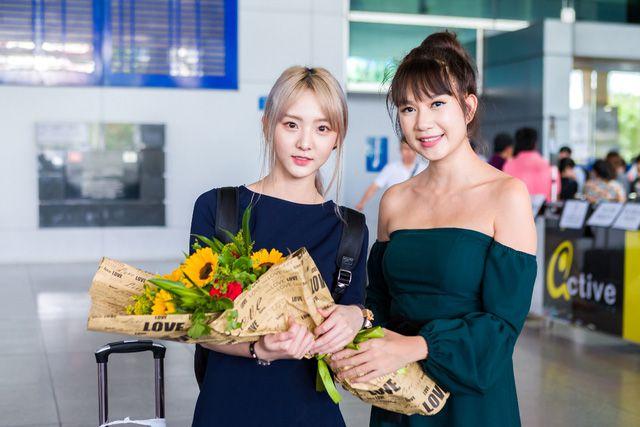 """Hot girl xứ chùa vàng Nene được mời sang Việt Nam đóng """"Lật Mặt 3"""" (5)"""