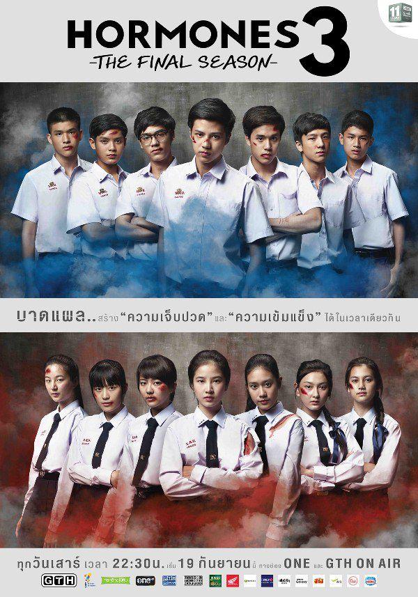 """Mọt phim mê mẩn với """"50 sắc thái"""" trong phim học đường Thái Lan (3)"""