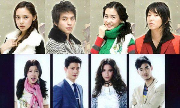 """Ngắm dàn diễn viên xinh lung linh trong """"My Girl"""" bản Thái (1)"""
