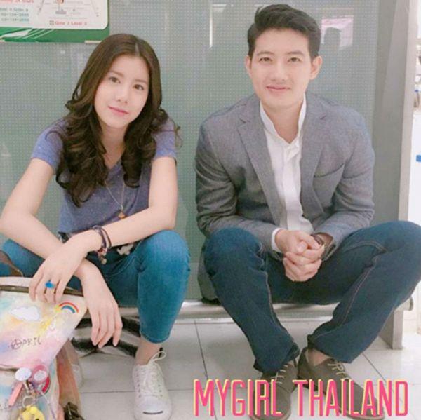 """Ngắm dàn diễn viên xinh lung linh trong """"My Girl"""" bản Thái (6)"""