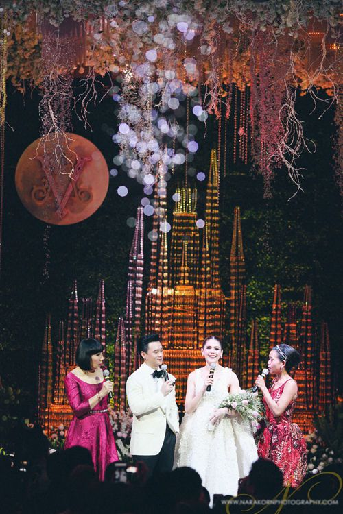 Ngưỡng mộ tình yêu của tỷ phú Nott Witsarut giành cho Chompoo Araya (8)