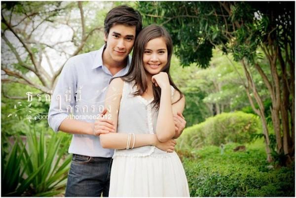 """Chặng đường tình yêu 7 năm của """"cặp đôi vàng"""" Thái Lan Nadech - Yaya (14)"""