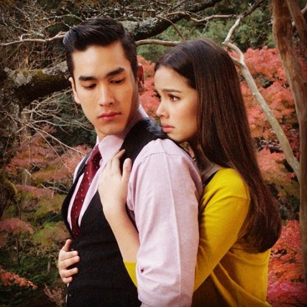 """Chặng đường tình yêu 7 năm của """"cặp đôi vàng"""" Thái Lan Nadech - Yaya (18)"""