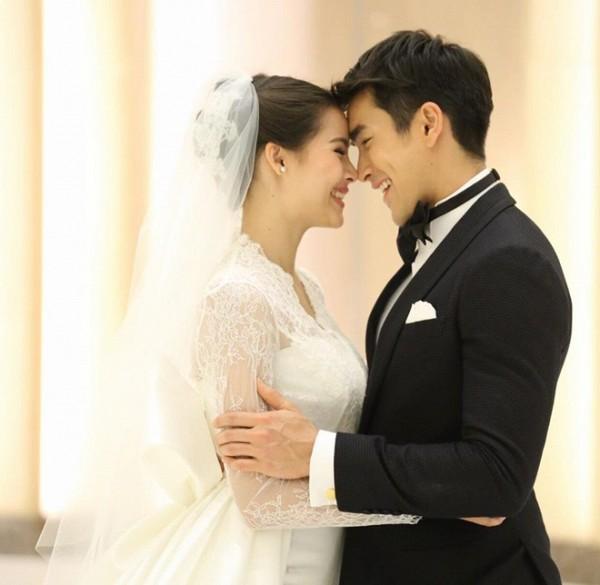 """Chặng đường tình yêu 7 năm của """"cặp đôi vàng"""" Thái Lan Nadech - Yaya (24)"""