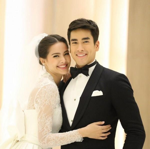 """Chặng đường tình yêu 7 năm của """"cặp đôi vàng"""" Thái Lan Nadech - Yaya (25)"""