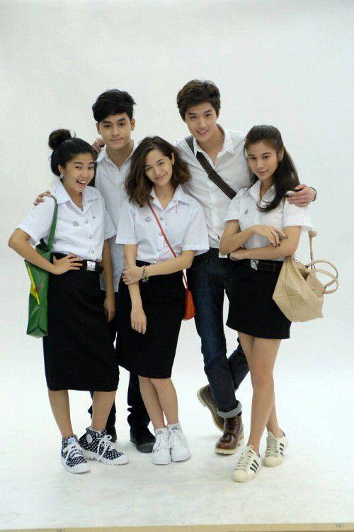 O-Negative - Tình yêu hoang dại: Phim hay về tình bạn của điện ảnh Thái (1)