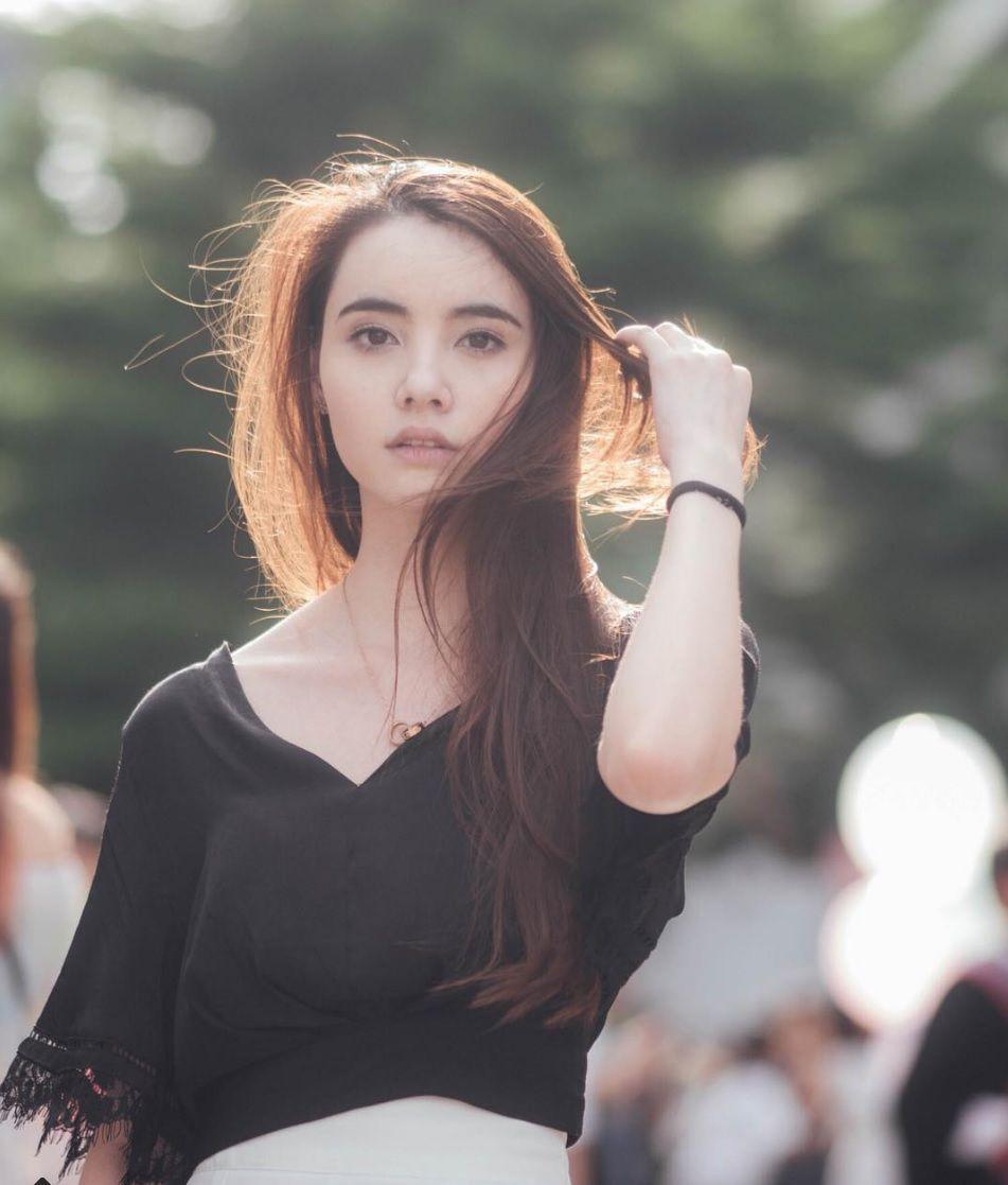 Chết mê chết mệt với vẻ đẹp lạnh lùng của hot girl Mookda Narinrak (4)