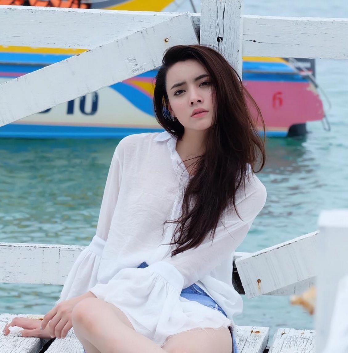 Chết mê chết mệt với vẻ đẹp lạnh lùng của hot girl Mookda Narinrak (7)