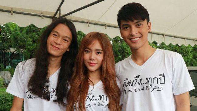 """Diễn viên Công Dương nhận vai chính trong phim Thái """"Memories of new year"""" (1)"""