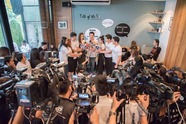 """Diễn viên Công Dương nhận vai chính trong phim Thái """"Memories of new year"""" (2)"""