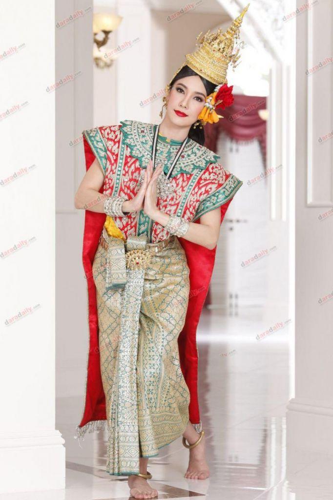 """Ngắm vẻ đẹp không tì vết của mỹ nhân Thái """"Woranuch Wongsawan"""" (9)"""