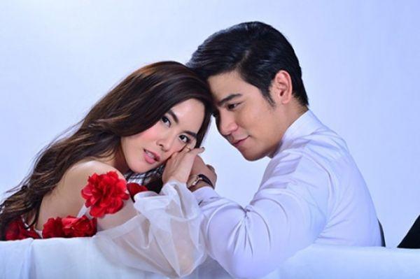 Những chuyện tình hợp đồng giả hóa thật trong phim Thái (10)