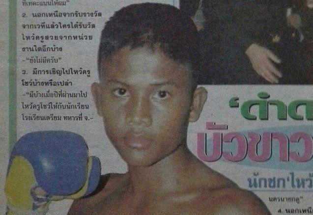 """Những điều chưa biết về võ sĩ Muay Thái nổi tiếng """"Buakaw Banchamek"""" (1)"""