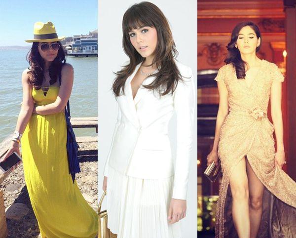 Yêu nữ phim Thái: Xinh đẹp, thông minh & gu thời trang sành điệu (1)