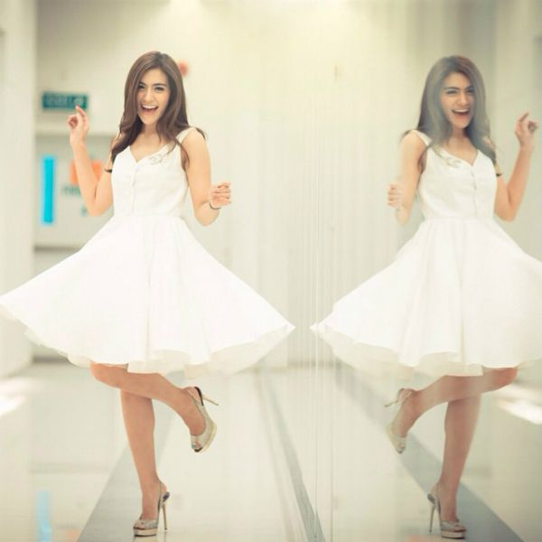 Yêu nữ phim Thái: Xinh đẹp, thông minh & gu thời trang sành điệu (10)