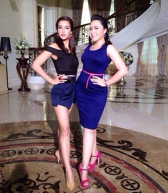 Yêu nữ phim Thái: Xinh đẹp, thông minh & gu thời trang sành điệu (12)