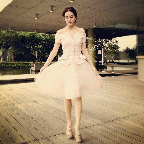 Yêu nữ phim Thái: Xinh đẹp, thông minh & gu thời trang sành điệu (5)