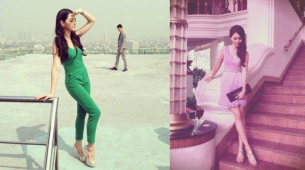 Yêu nữ phim Thái: Xinh đẹp, thông minh & gu thời trang sành điệu (6)