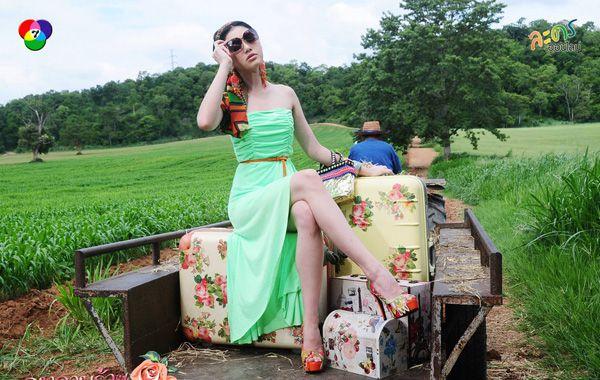 Yêu nữ phim Thái: Xinh đẹp, thông minh & gu thời trang sành điệu (7)