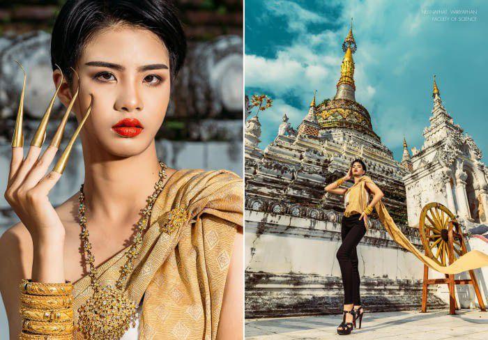 Ai ngờ album ảnh đẹp chất lừ này chỉ là cuộc thi của sinh viên Thái Lan mà thôi (3)